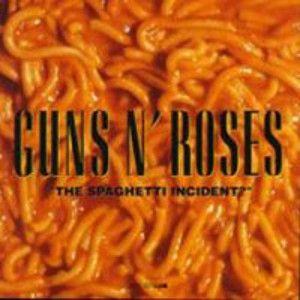 GUNS N ROSES - Spaghetti incident CD