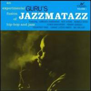 GURU - Jazzmatazz 1 LP Music on Vinyl