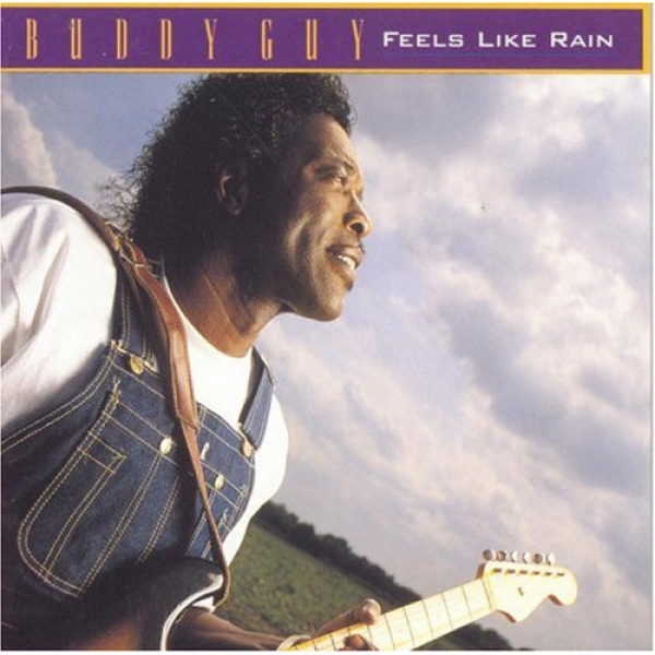GUY BUDDY - Feels like rain CD