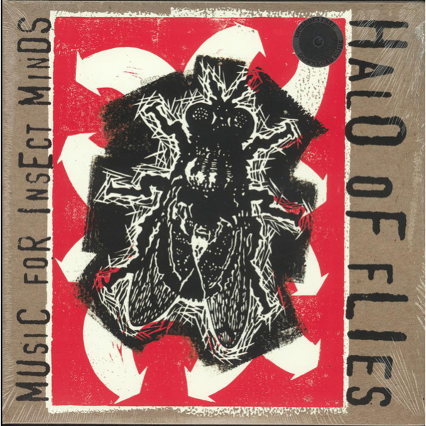 HALO OF FLIES - Music For Insect Minds 2-LP AmpReptile UUSI