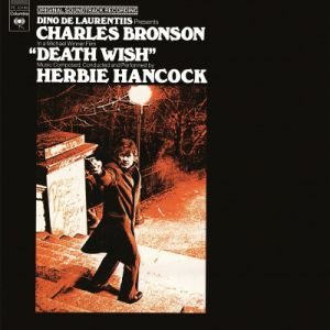 HANCOCK HERBIE - Death Wish 180gr LP Music on Vinyl