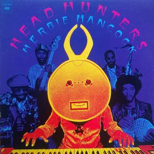 HANCOCK HERBIE - Head hunters =Remastered= 180gr LP Music on Vinyl