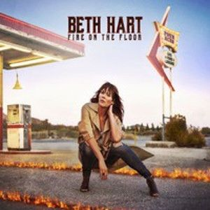 HART BETH - Fire on the floor CD