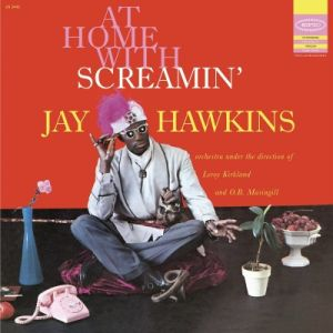 SCREAMIN JAY HAWKINS - At home with LP Music On Vinyl