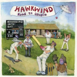 HAWKWIND - Road To Utopia LP