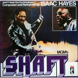 HAYES, ISAAC - Shaft 2LP Ace
