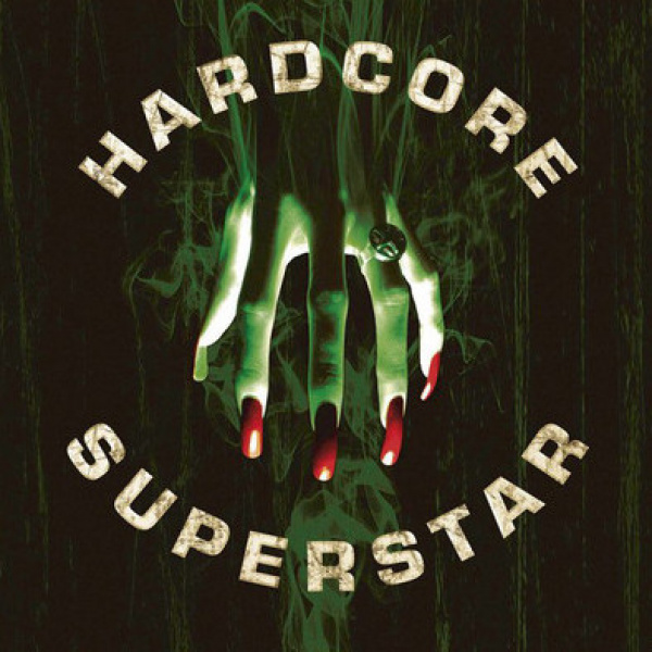 HARDCORE SUPERSTAR - Beg for It LP BLACK