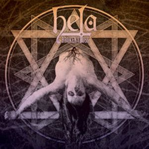 HELA - Broken Cross LP Svart