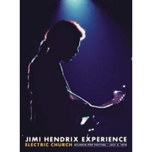 HENDRIX  JIMI EXPERIENCE - Electric church DVD