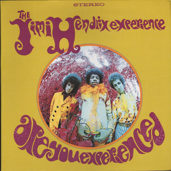 JIMI HENDRIX EXPERIENCE - Are You Experienced LP UUSI Sony