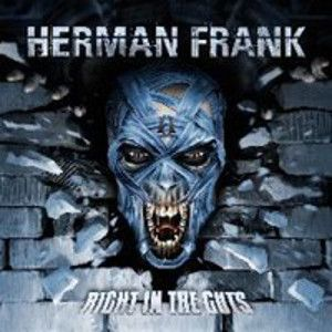 HERMAN FRANK - Right in the guts CD REISSUE