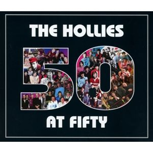 HOLLIES - 50 At Fifty 3CD