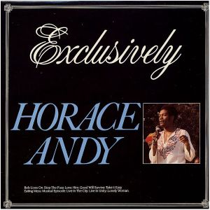 Horace Andy - Exclusively LP EX/VG+