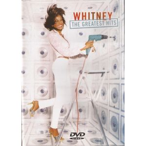 HOUSTON WHITNEY - Greatest hits DVD