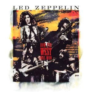 LED ZEPPELIN - How the West was won Blu-ray