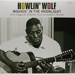 HOWLIN WOLF - Howlin' Wolf/Moanin' In the Moonlight 2LP UUSI Vinyl Passion