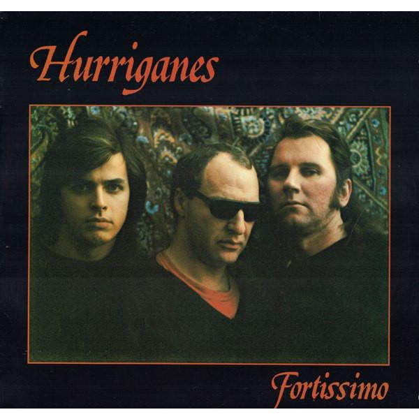 HURRIGANES - Fortissimo LP BLACK VINYL Svart Records