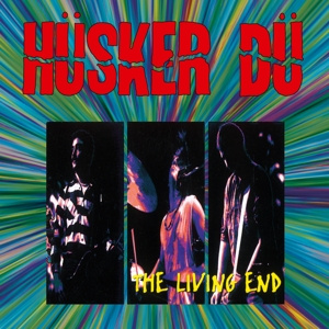 HÜSKER DÜ - Living End 2LP 180gr./Insert/1000 Numbered Copies On Red Viny Music On Vinyl