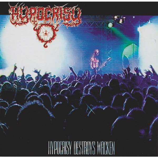 HYPOCRISY - Destroys Wacken CD+DVD