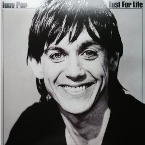 POP IGGY - Lust for Life LP
