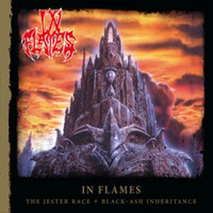 IN FLAMES - Jester race 2014 REISSUE