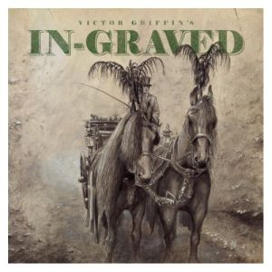 VICTOR GRIFFIN - Victor Griffin's In-Graved LP Svart UUSI LTD GREEN VINYL (TARJOUS)