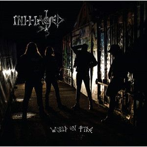 INITIATED- World On Fire CD