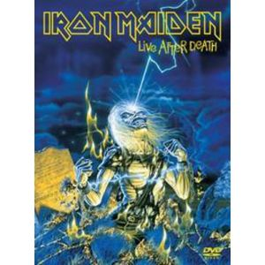 IRON MAIDEN - Live After Death 2 DVD