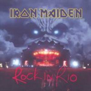 IRON MAIDEN - Rock in Rio 2CD