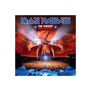 IRON MAIDEN - En Vivo! 2CD