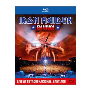 IRON MAIDEN - En Vivo! Blu-ray Disc