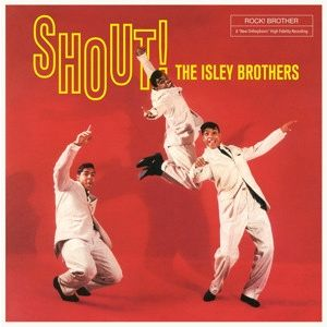 ISLEY BROTHERS - Shout LP Vinyl Lovers UUSI
