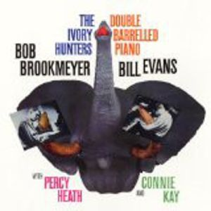 EVANS BILL & BOB BROOKMEYER - Ivory Hunters LP Waxtime Records