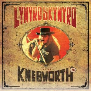 LYNYRD SKYNYRD - Live At Knebworth '76 CD+DVD