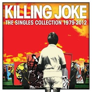 KILLING JOKE - Singles Collection 1979-2012 4LP Yellow/Red/Blsck/Clear Vinyl Spinefarm Records