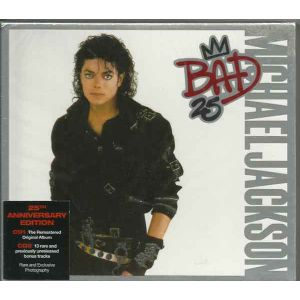 JACKSON MICHAEL - Bad 25th Anniversary Edition 2CD
