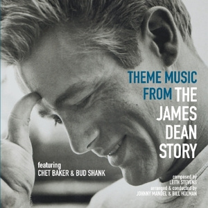 CHET BAKER & BUD SHANK - Theme Music From the James Dean Story LP UUSI Vinyl Passion
