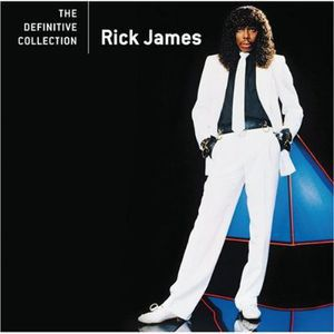 JAMES RICK - Definitive Collection