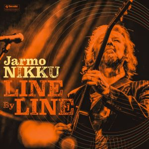 NIKKU JARMO - Line by line LP Turenki Records