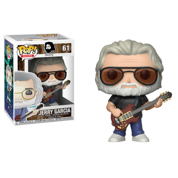 FUNKO POP! ROCKS - Jerry Garcia #61