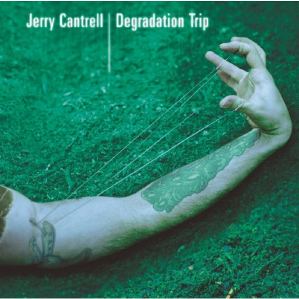 JERRY CANTRELL - Degradation Trip 2LP Music On Vinyl LTD numbered 1500 COLOUR VINYLS