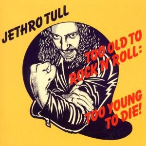 JETHRO TULL - Too Old To Rock'n'roll LP Chrysalis RSD 2016 RELEASE