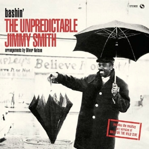 JIMMY SMITH - Bashin' The Unpredictable Jimmy Smith LP UUSI Spiral