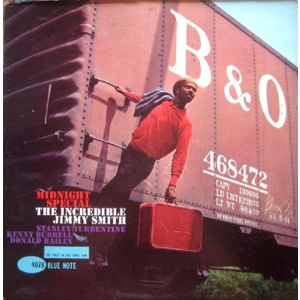 JIMMY SMITH - Midnight Special LP UUSI Culture Factory