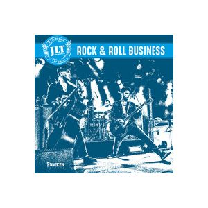 JOHN LINDBERG TRIO - Rock & Roll Business - A Pile Of Rock 10""