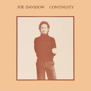 DAVIDOW JOE - Continuity LP CLEAR VINYL Svart Records