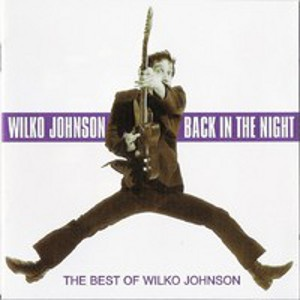 JOHNSON WILKO - Back In The Night - Best Of 2LP Jungle