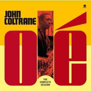 JOHN COLTRANE - Ole Coltrane-the Complete Session LP UUSI Waxtime