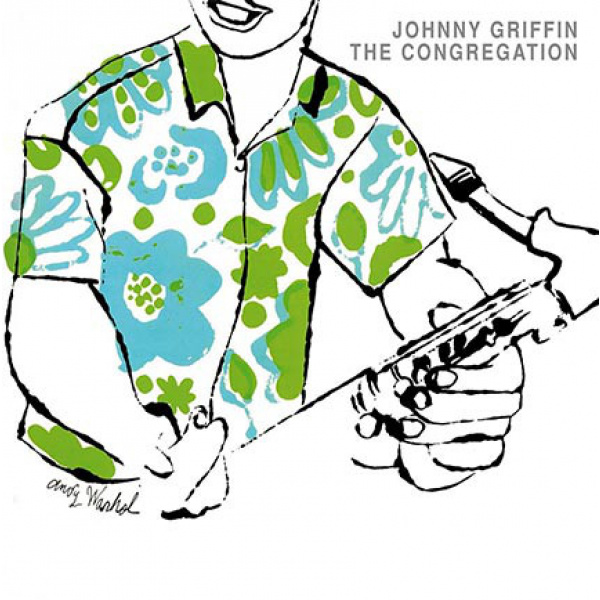 JOHNNY GRIFFIN - The Congregation LP UUSI Dol