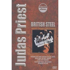 JUDAS PRIEST - British steel DVD
